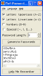 ZSoft Password Generator v1.2